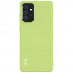 """""""Imak"""" cieta silikona (TPU) apvalks -  zaļš (Galaxy A72)"""