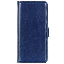 Atvēramais maciņš - zils (Galaxy A72)