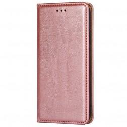 Solīds atvērams maciņš -  rozs (Galaxy A72)