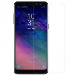 """""""Nillkin"""" 9H Tempered Glass ekrāna aizsargstikls 0.33 mm  (Galaxy A8+ 2018)"""