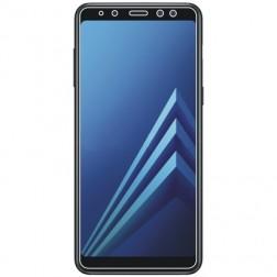 """""""ISME"""" ekrāna aizsargplēve (pilnīgi aizsedzama) - dzidra (Galaxy A8+ 2018)"""