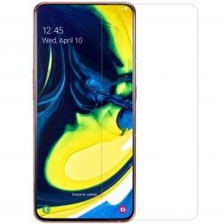 """""""Nillkin"""" 9H Tempered Glass ekrāna aizsargstikls 0.33 mm (Galaxy A80)"""