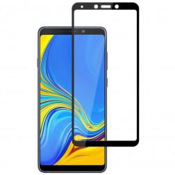 """Mocolo"" Tempered Glass ekrāna aizsargstikls 0.26 mm - melns (Galaxy A9 2018)"