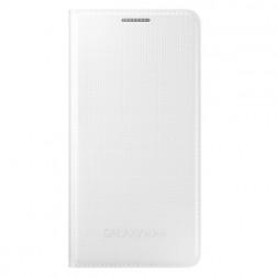 """""""Samsung"""" Flip Cover atvērams futrālis - balts (Galaxy Alpha)"""