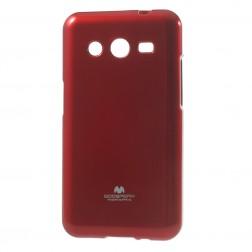 """Mercury"" futrālis - sarkans (Galaxy Core 2)"