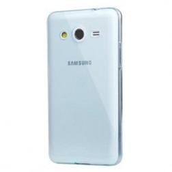 Plastmasas futrālis - dzidrs (Galaxy Core LTE)