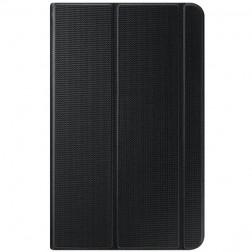 """Samsung"" Book Cover atvēramais maciņš - melns (Galaxy Tab E 9.6)"
