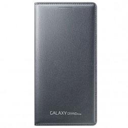 """Samsung"" Flip Wallet Cover atvērams maciņš - melns (Galaxy Grand Prime)"