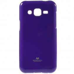 """Mercury"" apvalks - violeta (Galaxy J2)"