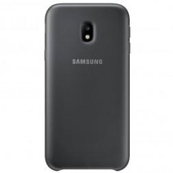 """Samsung"" Dual Layer Cover apvalks - melns (Galaxy J3 2017)"