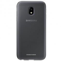 """Samsung"" Jelly Cover TPU apvalks - melns (Galaxy J3 2017)"