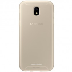 """Samsung"" Jelly Cover TPU apvalks - zelta (Galaxy J5 2017)"