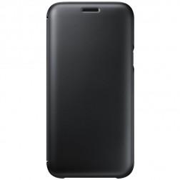"""""""Samsung"""" Wallet Cover atvērams maciņš - melns (Galaxy J5 2017)"""