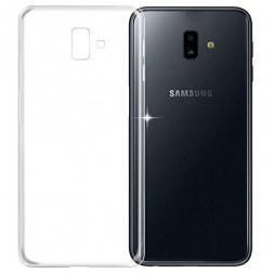 Planākais TPU apvalks - dzidrs (Galaxy J6+ 2018)