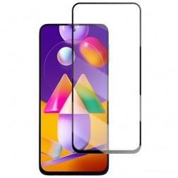 """Mocolo"" Tempered Glass ekrāna aizsargstikls 0.26 mm - melns (Galaxy M31s)"