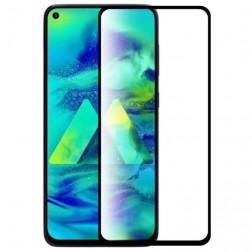 """Guardian"" Tempered Glass ekrāna aizsargstikls 0.26 mm - melns (Galaxy M51)"