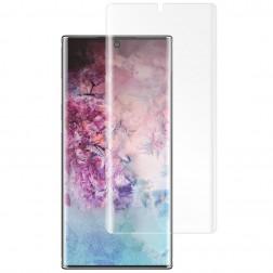 """""""ISME"""" ekrāna aizsargplēve (pilnīgi aizsedzama) - dzidra (Galaxy Note 10)"""