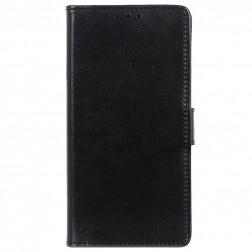 Atvēramais maciņš - melns (Galaxy Note 10)
