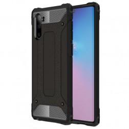 Pastiprinātas aizsardzības apvalks - melns (Galaxy Note 10)