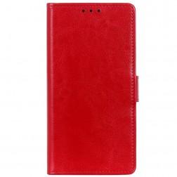 Atvēramais maciņš - sarkans (Galaxy Note10 Lite)