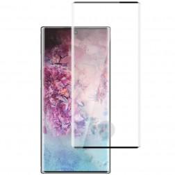 """Mocolo"" Tempered Glass ekrāna aizsargstikls 0.26 mm - melns (Galaxy Note 10)"