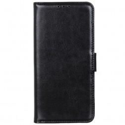 Atvēramais maciņš - melns (Galaxy Note 10+)