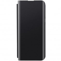 Plastmasas atvērams maciņš - melns (Galaxy Note 10)
