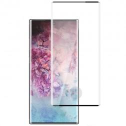 """Mocolo"" Tempered Glass ekrāna aizsargstikls 0.26 mm - melns (Galaxy Note 10+)"