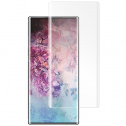 """Mocolo"" UV Light Irradiation Tempered Glass ekrāna aizsargstikls 0.26 mm - dzidrs (Galaxy Note 10+)"
