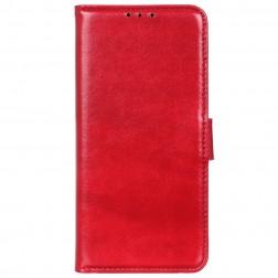 Atvēramais maciņš - sarkans (Galaxy Note 10+)