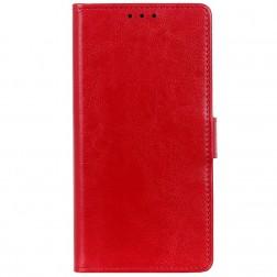 Atvēramais maciņš - sarkans (Galaxy Note 10)