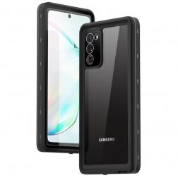 """Redpepper"" Waterproof pastiprinātas aizsardzības apvalks - melns (Galaxy Note 20)"