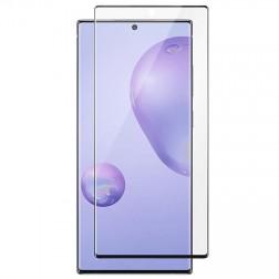 """Rurihai"" Tempered Glass ekrāna aizsargstikls 0.26 mm - melns (Galaxy Note 20)"