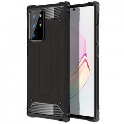 Pastiprinātas aizsardzības apvalks - melns (Galaxy Note 20 Ultra)