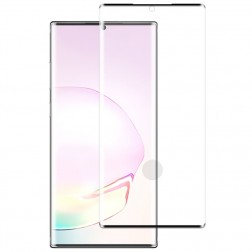 """Mocolo"" Tempered Glass ekrāna aizsargstikls 0.26 mm - melns (Galaxy Note 20 Ultra)"
