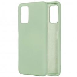 """Shell"" cieta silikona (TPU) apvalks - zaļa (Galaxy Note 20)"