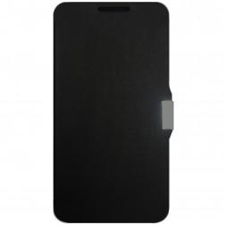 """Benks"" atvēramais futrālis - melns (Galaxy Note 3)"