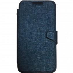 """""""Shining"""" atvēramais maciņš - zils (Galaxy Note 3)"""