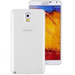 Planākais TPU apvalks - dzidrs (Galaxy Note 4)