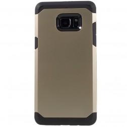 Pastiprinātas aizsardzības apvalks - zelta (Galaxy Note 7)