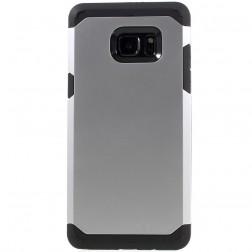 Pastiprinātas aizsardzības apvalks - sudrabs (Galaxy Note 7)