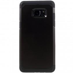 Pastiprinātas aizsardzības apvalks - melns (Galaxy Note 7)