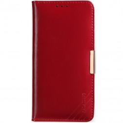 """""""Kalaideng"""" Royale atvēramais maciņš - sarkans (Galaxy Note 7)"""
