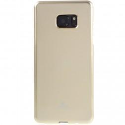 """Mercury"" apvalks - zelta (Galaxy Note 7)"