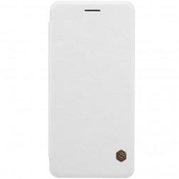 """Nillkin"" Qin atvēramais maciņš - balts (Galaxy Note 7)"