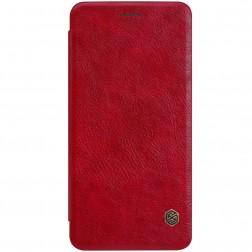 """Nillkin"" Qin atvēramais maciņš - sarkans (Galaxy Note 7)"