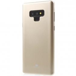 """Mercury"" apvalks - zelta (Galaxy Note 9)"