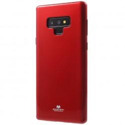 """Mercury"" apvalks - sarkans (Galaxy Note 9)"
