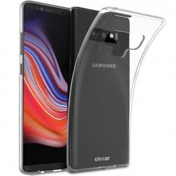 Planākais TPU apvalks - dzidrs (Galaxy Note 9)