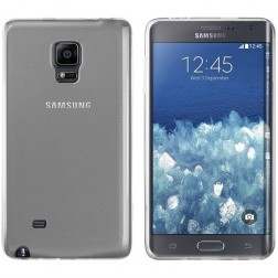 Planākais TPU apvalks - dzidrs (Galaxy Note Edge)